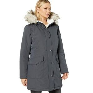 MICHAEL Michael Kors Snap Front Polyfill Anorak